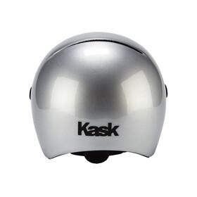 Kask Lifestyle Cykelhjelm inkl. visir sølv